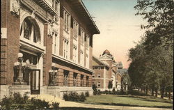 University of Illinois - Lincoln Hall and Women's Building
