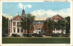 Newman Hall, University of Illinois