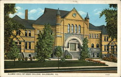 Alumni Hall of Knox College