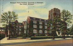 University of Michigan - Michigan Union Building