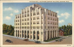 Michigan Bell Telephone Company Building