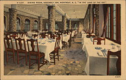 Assembly Inn - Dining Room