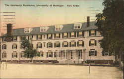The Newberry Residence, University of Michigan