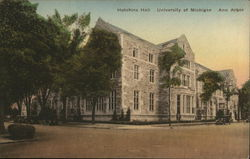 Hutchins Hall, University of Michigan