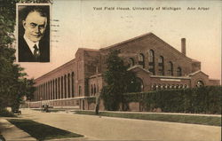 Yost Field House, University of Michigan