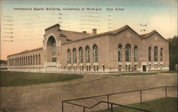 Intramural Sports Building, University of Michigan