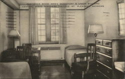 Residence Room, Men's Dormitory & Union Building