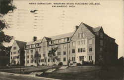 Men's Dormitory, Western State Teachers College