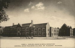 Fred L Keeler Union & Men's Dormitory