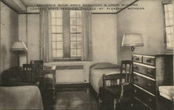 Central State Teachers College - Men's Dormitory & Union Building