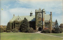 Chapel, Emma Willard School Postcard