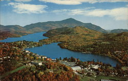 View of Lake Placid
