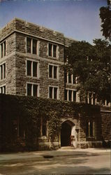View of Grant Hall