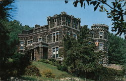 Lambert Castle, Garret Mountain Reservation