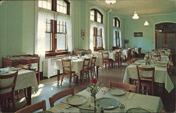 St. Francis Health Resort - DIning Room