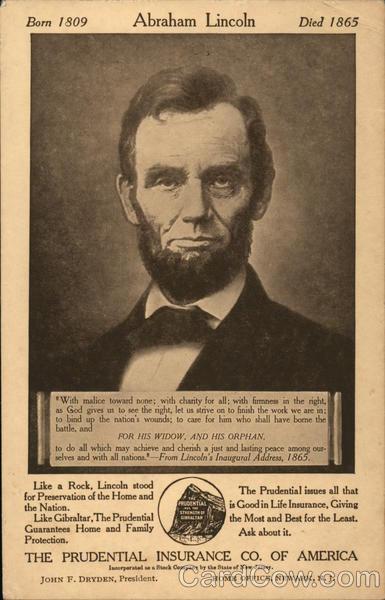 Abraham Lincoln Presidents