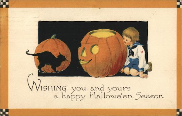 Wishing you and yours a happy Halloween Season