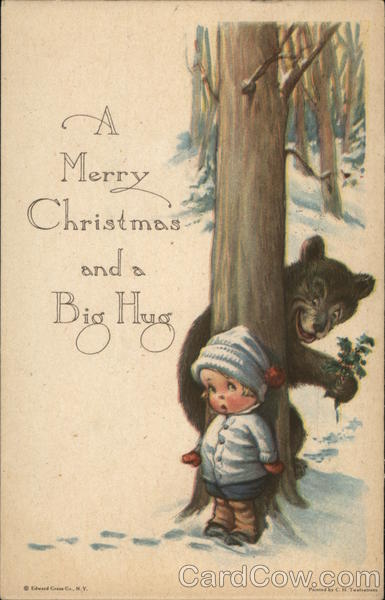 A Merry Christmas and a Big Hug Charles Twelvetrees