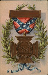 United Daughters of Confederacy Medal