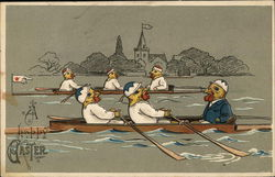 Chicks Rowing, Crew