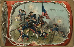 Battle of Bunker Hill June 17, 1773
