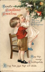 Hearty Christmas Greeting
