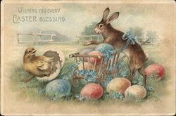 Wishing You Every Easter Blessing