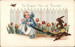 To Greet You at Easter