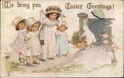 To Bring You Easter Greetings
