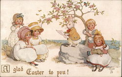 A Glad Easter To You!