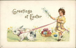 Greetings At Easter