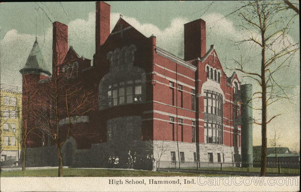 Local High School Hammond Indiana