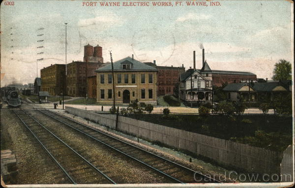Fort Wayne Electric Works Indiana