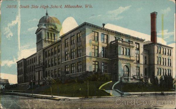 3988 South Side High School Milwaukee Wisconsin