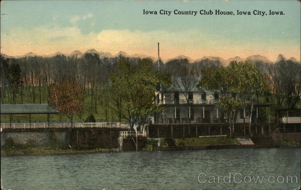 Iowa City Country Club House
