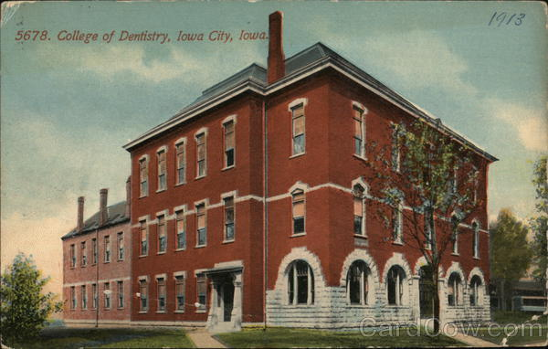 College of Dentistry Iowa City