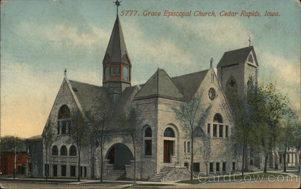 Grace Episcopal Church Cedar Rapids Iowa