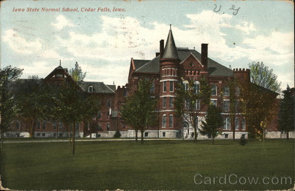 Iowa State Normal School Cedar Falls