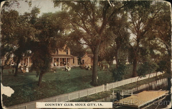 Country Club Sioux City Iowa