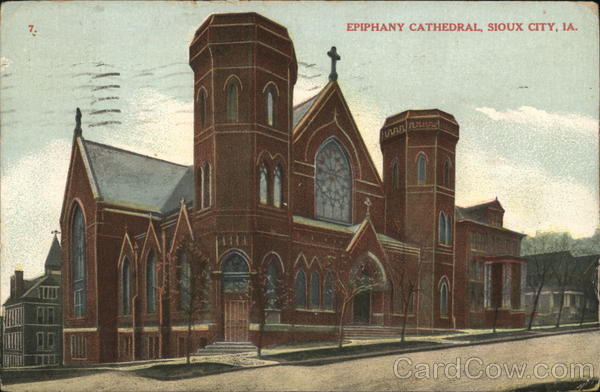 Epiphany Cathedral Sioux City Iowa