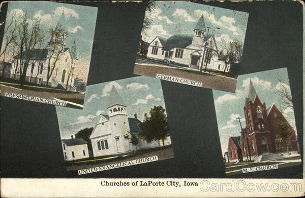 City Churches La Porte City Iowa