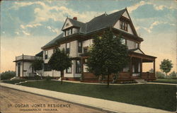 Doctor Oscar Jones' Residence