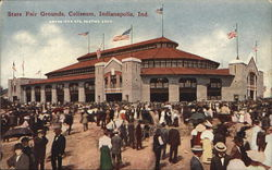 State Fair Grounds, Coliseum