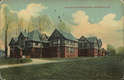 Indianapolis Orphan's Home, Indianapolis, Ind.