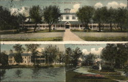 The Inn, The Lily Pond and Kosolusko Lodge
