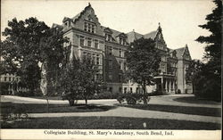 Collegiate Building, St. Mary's Academy