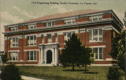 Civil Engineering Building, Purdue University
