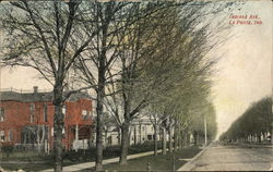 Indiana Ave. Postcard