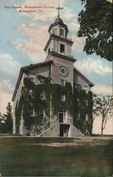 Old Chapel, Middlebury College