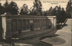 Greek Theatre, University of California Berkeley